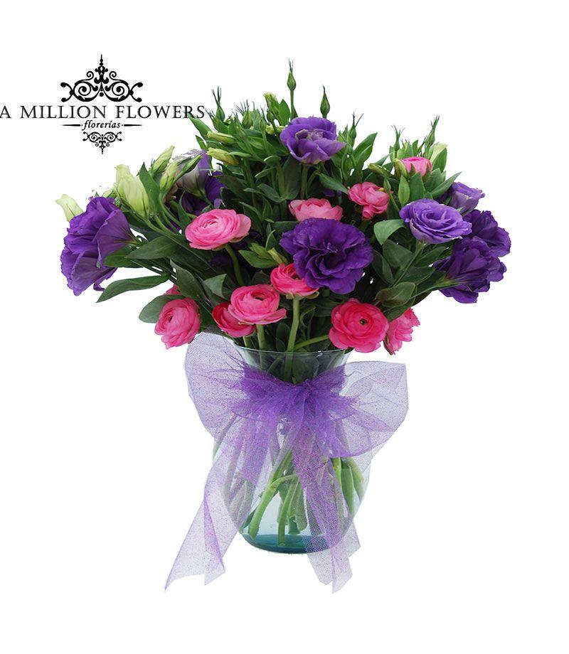 Diseños Florales Arreglo Floral Vip Florería A Million Flowers
