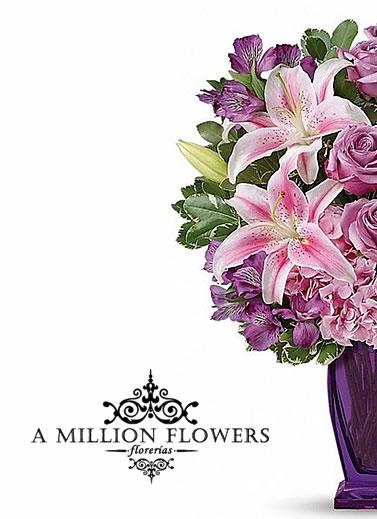 Florería A Million Flowers Envío De Flores Ramos Y