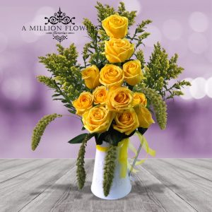 Diseño floral Rosas Shine