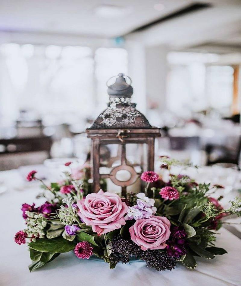 Cómo elegir flores y arreglos para tu boda