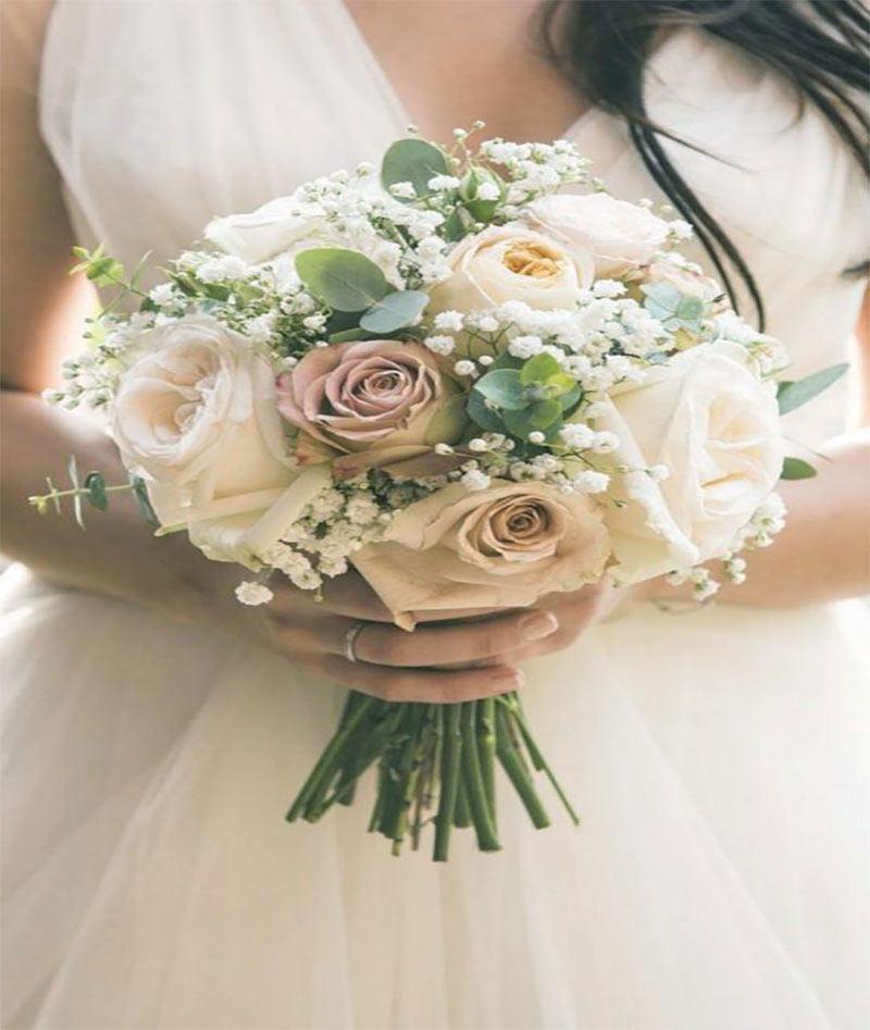 Cómo Elegir Flores Arreglos Para Boda Ramos De Novia Y